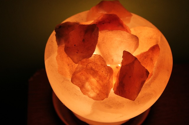 solný krystal