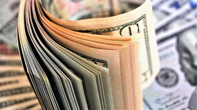 počítání dolarovek