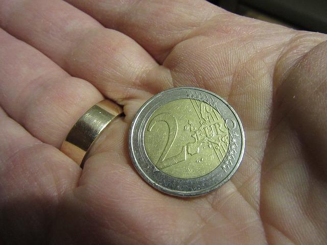 dvě eura