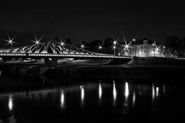 most v Budějovicích